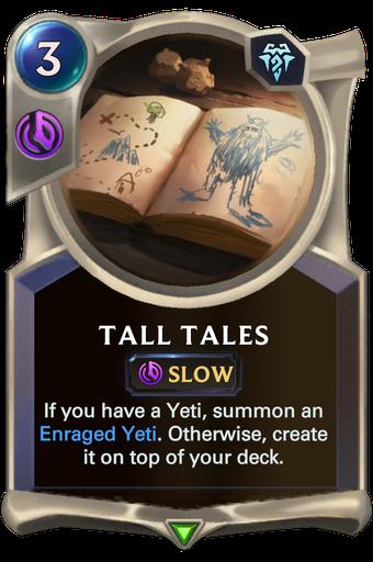 Tall Tales Card Image