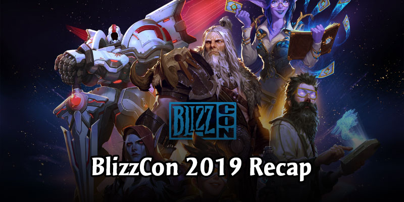 BlizzCon 2019 Recap - Everything You Need to Know