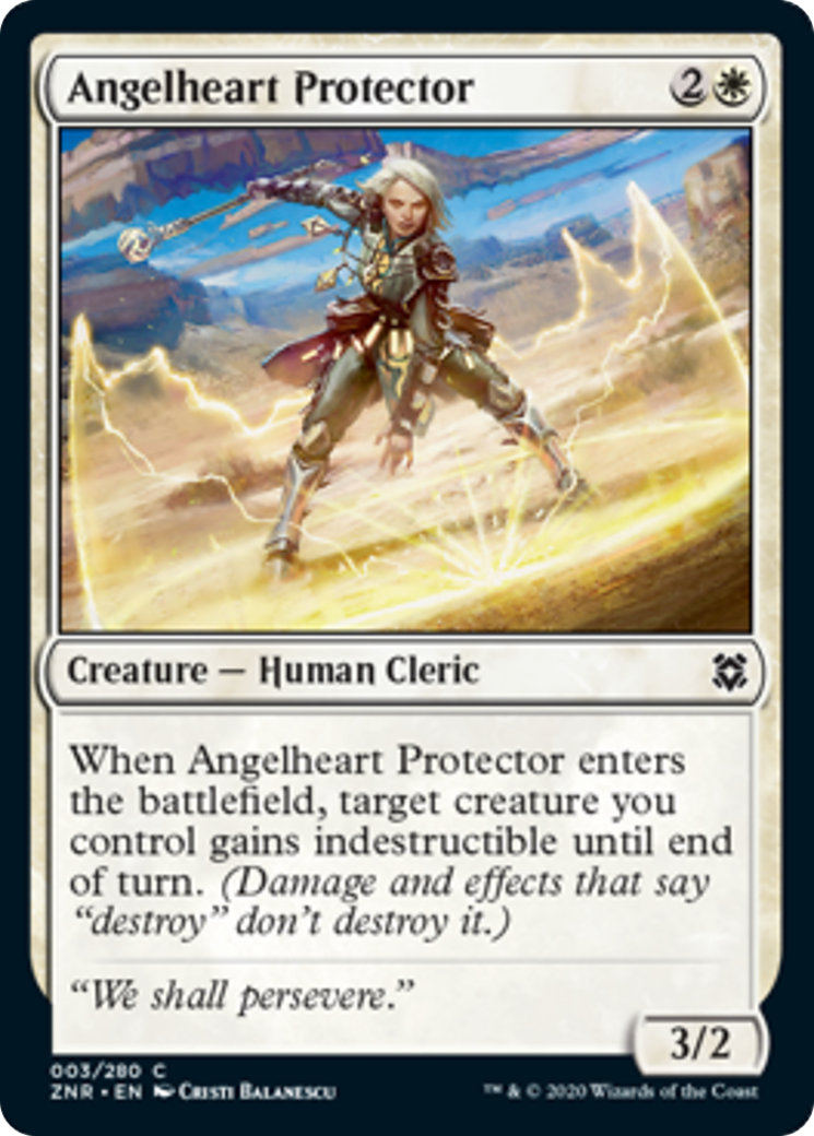 Angelheart Protector Card Image