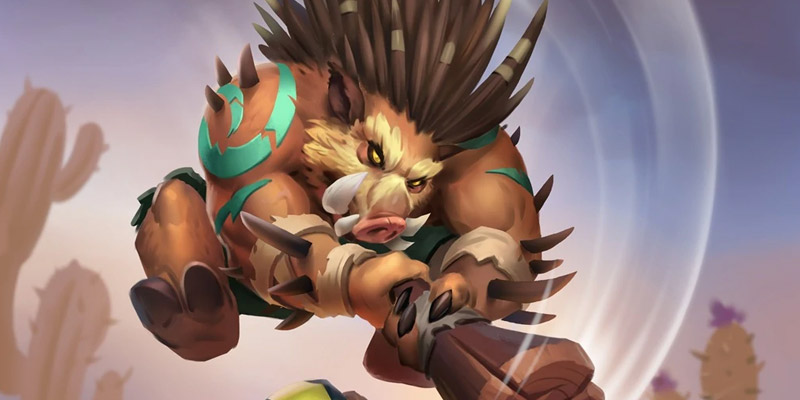 Quilboar Are Getting Huge Nerfs in Hearthstone's Battlegrounds, Barrens Blacksmith Removed From the Pool