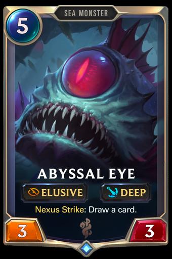 Abyssal Eye Card Image