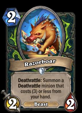 Razorboar Card Image