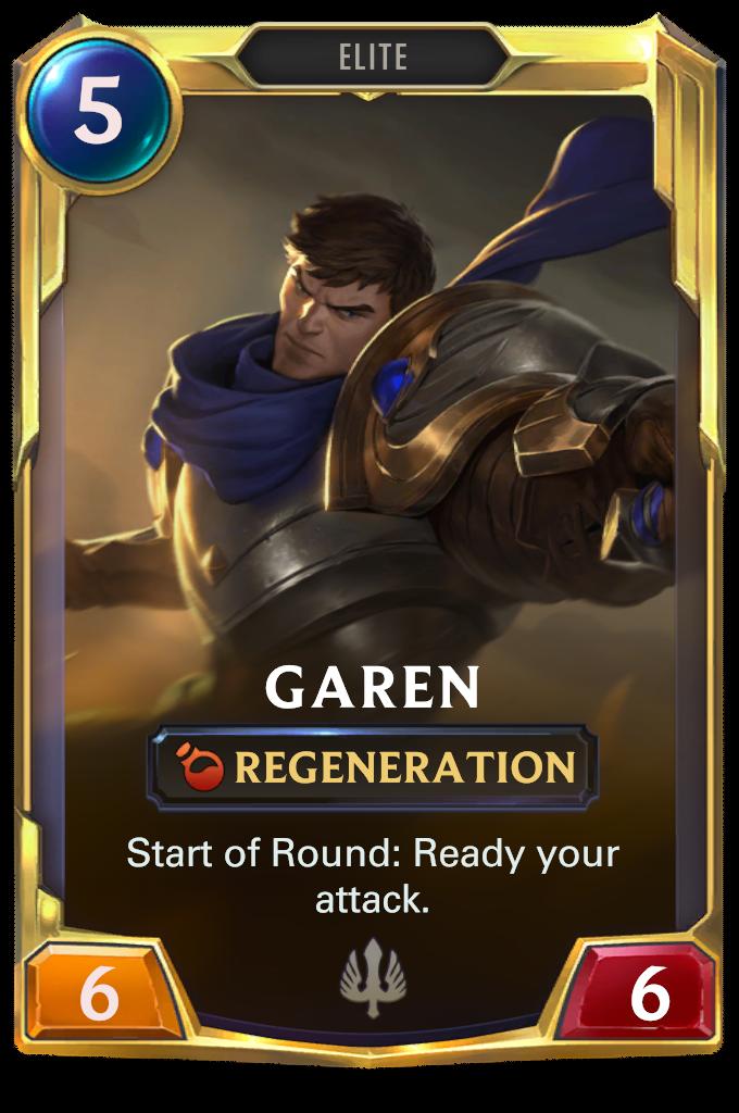 Garen Card Image