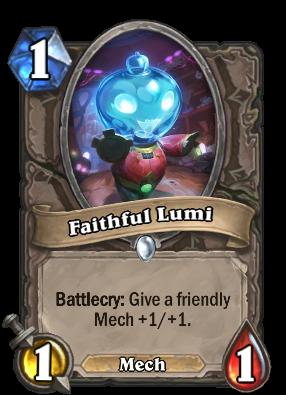 Faithful Lumi Card Image