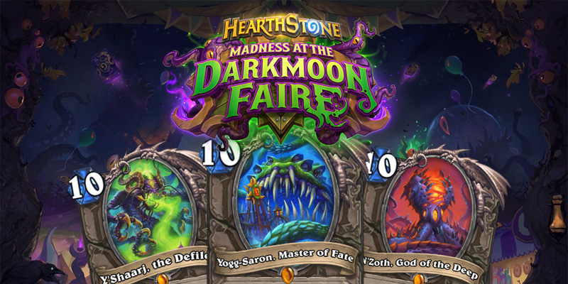 Our Thoughts on Hearthstone's Madness at the Darkmoon Faire Neutral Cards (Part 3)