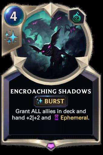 Encroaching Shadows Card Image