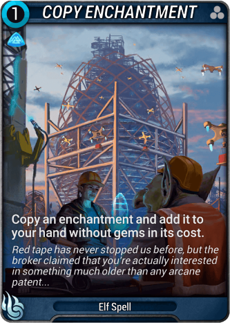 Copy Enchantment Card Image