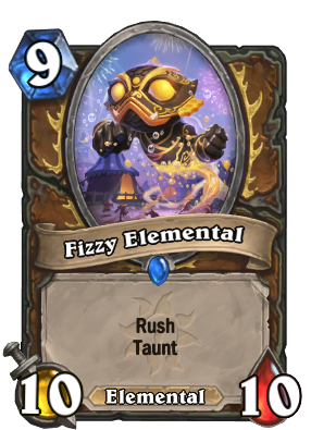 Fizzy Elemental Card Image