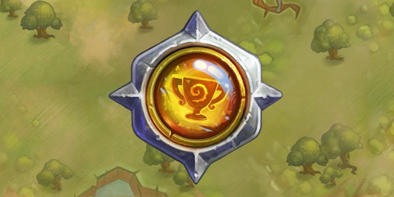Completing Hearthstone's Forged in the Barrens Achievements for Rewards Track Experience - An Overview