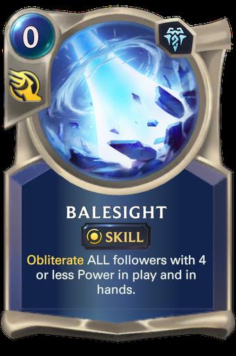 Balesight Card Image