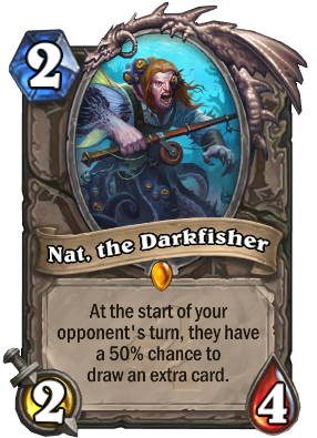 Nat, the Darkfisher Card Image