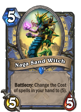 Naga Sand Witch Card Image