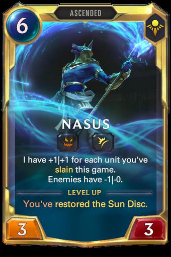 Nasus Card Image