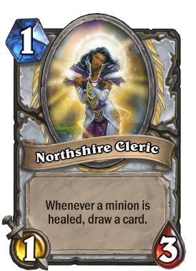 Northshire Cleric Card Image
