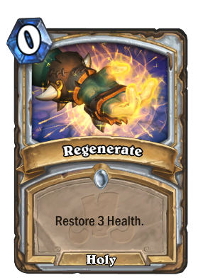 Regenerate Card Image