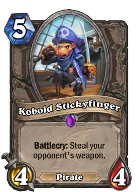 Kobold Stickyfinger Card Image