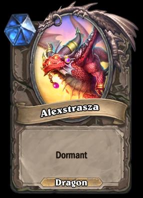 Alexstrasza Card Image