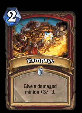 Rampage Card Image