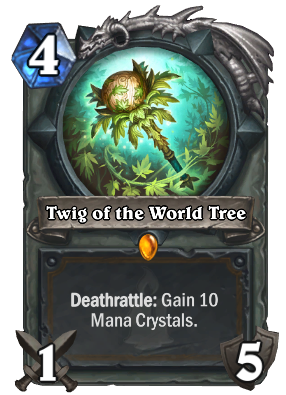 Twig of the World Tree Card Image