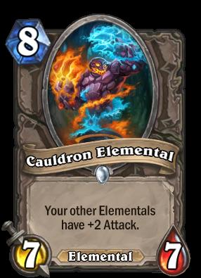Cauldron Elemental Card Image
