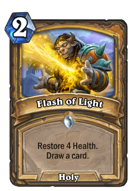 Flash of Light Card Image