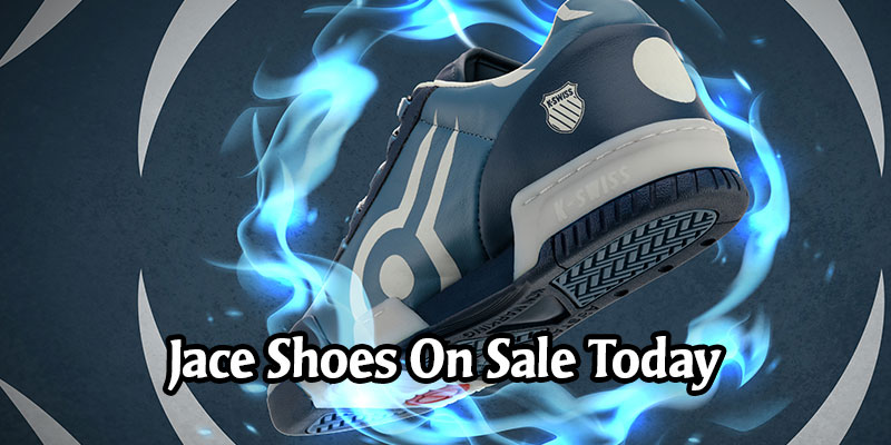 Want Jace Kicks? K-Swiss Designed Shoes Launching Today During the Zendikar Rising Stream