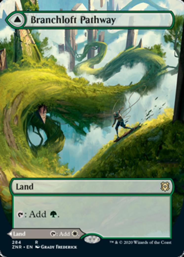 Branchloft Pathway // Boulderloft Pathway Card Image