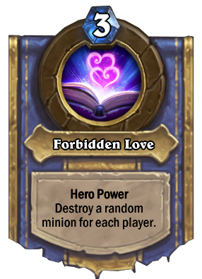 Forbidden Love Card Image