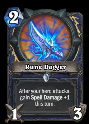 Rune Dagger Card Image