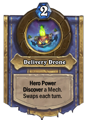 Delivery Drone Card Image
