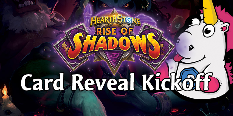 Rise of Shadows Card Reveal Kickoff - See All The Newly Revealed Cards