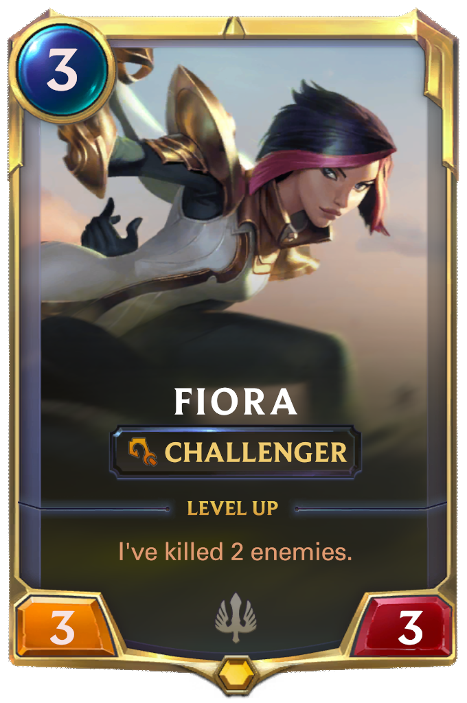 Fiora Card Image