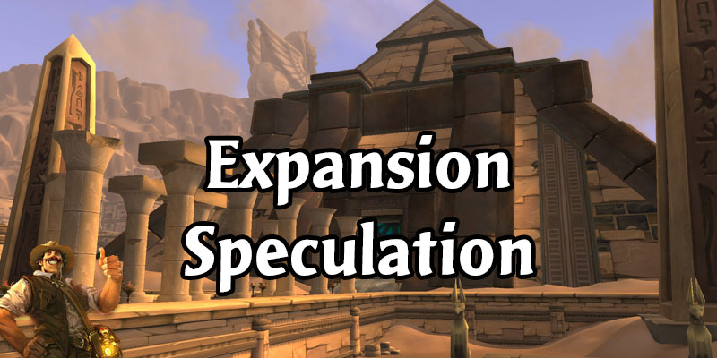 Expansion Speculation - Where Are We Heading To?