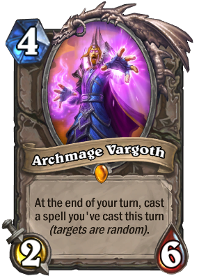 Archmage Vargoth Card Image