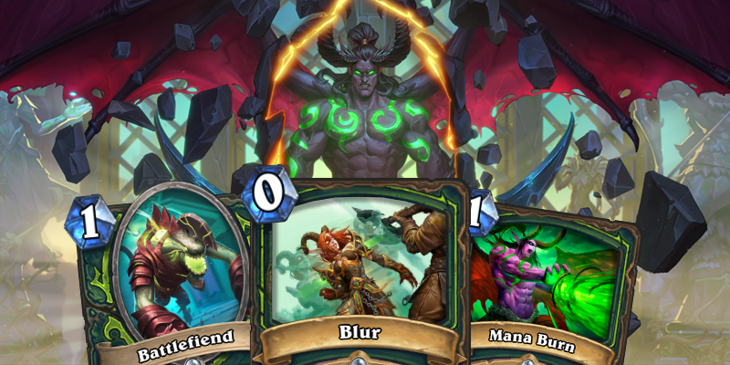 Our Thoughts on Hearthstone's Upcoming Demon Hunter Initiate Set (Part 1)