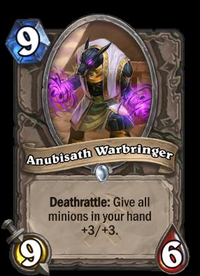 Anubisath Warbringer Card Image