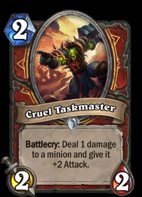 Cruel Taskmaster Card Image