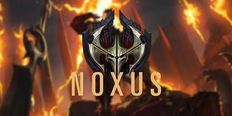 Legends of Runeterra - New Showcase Video for the Noxus Region