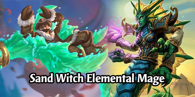 Sand Witch Mage Budget Deck List & Guide for Darkmoon Faire - Budget Deck Breakdown
