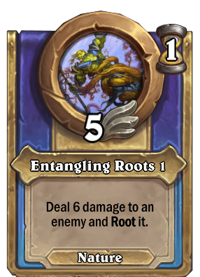 Entangling Roots 1 Card Image