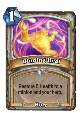 Binding Heal Card Image