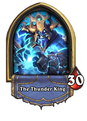The Thunder King Card Image