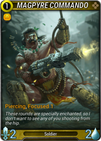 Magpyre Commando Card Image