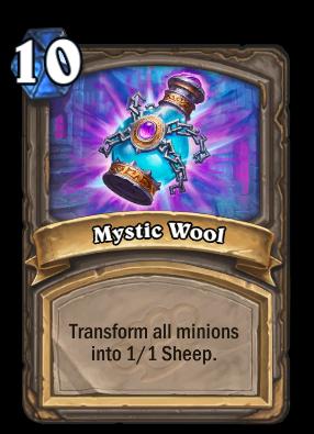 Mystic Wool Card Image