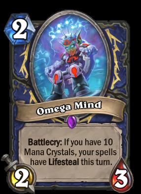 Omega Mind Card Image