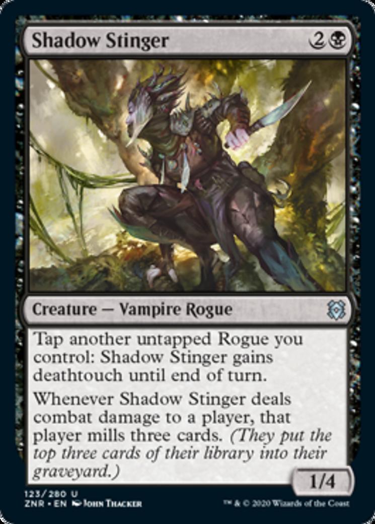 Shadow Stinger Card Image