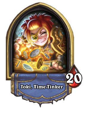 Toki, Time-Tinker Card Image