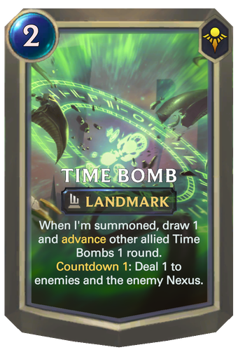 Time Bomb Card Image