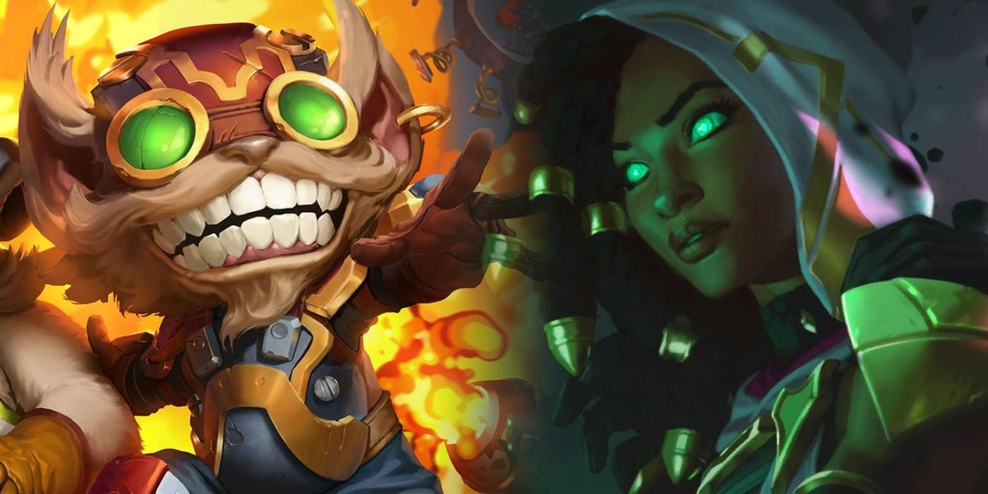 Our Top 6 Decks to Craft on Day 1 of Runeterra's Beyond the Bandlewood Expansion