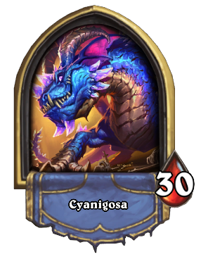 Cyanigosa Card Image